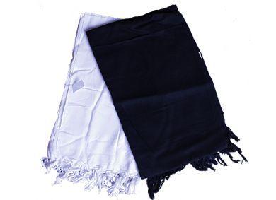 Black & White Sarongs
