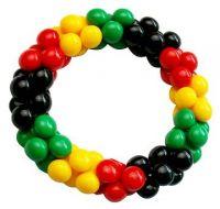 Rasta Style Bracelet