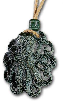 Octopus-Stone