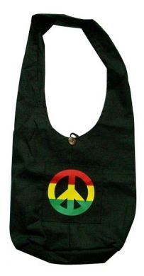 Rasta Peace Bag