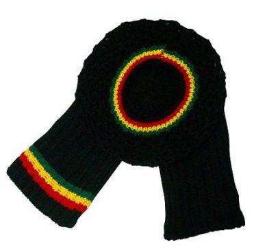 Rasta Hat/Scarf Set