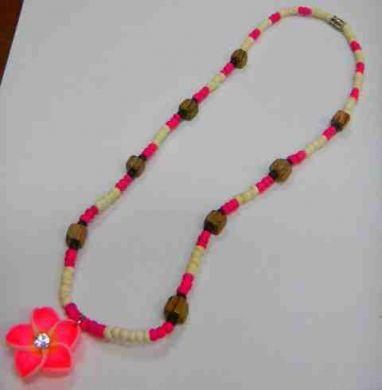 Coco Necklace- Pink
