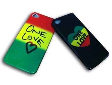 Rasta Style iPhone 4/4s Cases