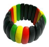 Rasta Stick Bracelet